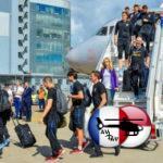 Аэропорты Москвы нарастили пассажиропоток благодаря футбольным болельщикам