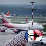 Спад пассажиропотока Домодедово ускорился на фоне роста других аэропортов МАУ