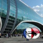 Аэропорты России увеличили пассажиропоток на 11% в январе–июле