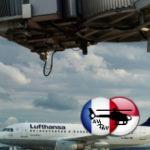 Авиакомпания Lufthansa уравняет присутствие во Внуково и Домодедово